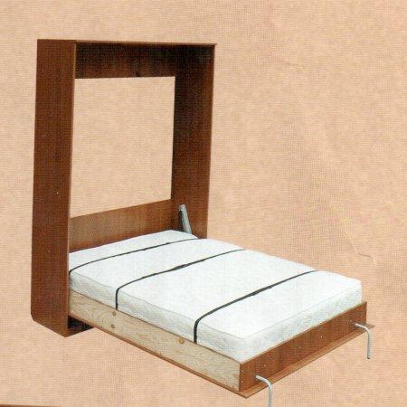 Сделать самому кровать из шкаф